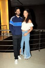 Harshvardhan Kapoor, Saiyami Kher snapped at the promotion of film Mirzya on 20th Sept 2016 (21)_57e239988c15a.JPG