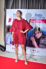 Jacqueline Fernandez at the launch of Sajid Nadiadwala_s france honours on 20th Sept 2016 (109)_57e237edd5a59.JPG