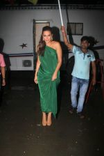 Neha Dhupia snapped at Mehboob studio for an ad shoot on 19th Sept 2016 (2)_57e22dc6206fd.JPG
