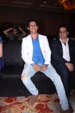Sharman Joshi at the launch of film Fuddu song, Tu Zaroorat Nahi Tu Zaroori Hai on 20th Sept 2016 (67)_57e23cc7db7e0.JPG