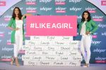 Sonakshi Sinha and Sakshi Malik at Whisper new campaign launch on 20th Sept 2016 (85)_57e22fd4354a7.JPG