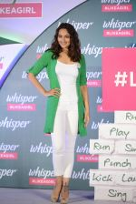 Sonakshi Sinha at Whisper new campaign launch on 20th Sept 2016 (102)_57e23038db907.JPG