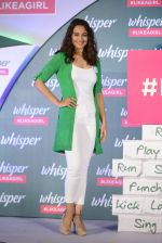 Sonakshi Sinha at Whisper new campaign launch on 20th Sept 2016 (104)_57e2303b1babc.JPG