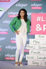 Sonakshi Sinha at Whisper new campaign launch on 20th Sept 2016 (114)_57e23047e7416.JPG
