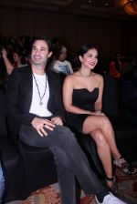 Sunny Leone at the launch of film Fuddu song, Tu Zaroorat Nahi Tu Zaroori Hai on 20th Sept 2016 (26)_57e23d1ab5242.JPG