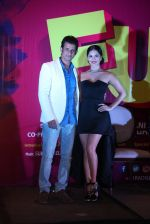 Sunny Leone, Sharman Joshi at the launch of film Fuddu song, Tu Zaroorat Nahi Tu Zaroori Hai on 20th Sept 2016 (87)_57e23ce8f132a.JPG