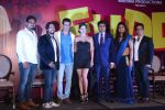 Sunny Leone, Sharman Joshi, Pawan Kumar Sharma, Gandharv Sachdev, Pradeep Gupta and Ma at the launch of film Fuddu song, Tu Zaroorat Nahi Tu Zaroori Hai on 20th Sept 2016 (53)_57e23cd43d967.JPG