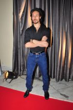 Tiger Shroff at the launch of Sajid Nadiadwala_s France Honours on 20th Sept 2016 (34)_57e2383f667ae.JPG