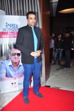 Zaheer Khan at the launch of Sajid Nadiadwala_s France Honours on 20th Sept 2016 (16)_57e2385a23507.JPG