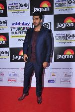 Arjun Kapoor at the Jagran Festival_s inaugural night on 26th Sept 2016 (10)_57eaa0cd97d0a.JPG