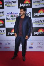 Arjun Kapoor at the Jagran Festival_s inaugural night on 26th Sept 2016 (8)_57eaa0cb67e71.JPG
