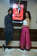 Harshvardhan Kapoor, Saiyami Kher at Mirzya press conference in delhi on n26th Sept 2016 (105)_57ea9b4839007.jpg