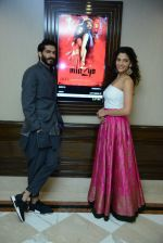Harshvardhan Kapoor, Saiyami Kher at Mirzya press conference in delhi on n26th Sept 2016 (106)_57ea9baee1e1c.jpg