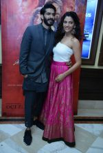Harshvardhan Kapoor, Saiyami Kher at Mirzya press conference in delhi on n26th Sept 2016 (82)_57ea9b4772b64.jpg