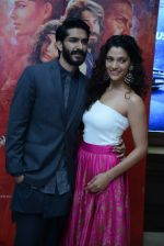 Harshvardhan Kapoor, Saiyami Kher at Mirzya press conference in delhi on n26th Sept 2016 (83)_57ea9b680ca4b.jpg