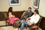 Harshvardhan Kapoor, Saiyami Kher, Rakesh Mehra at Mirzya press conference in delhi on n26th Sept 2016 (69)_57ea9b4e4989f.jpg
