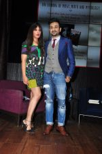 Richa Chadda, Vir Das launch Trisha Das new book Mrs Draupadi Kuru on 24th Sept 2016 (42)_57eab50ab7699.JPG