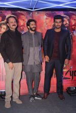 Harshvardhan Kapoor, Arjun Kapoor at Mirzya Success party (44)_57ebf02bbe2ed.JPG
