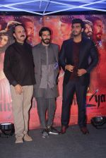 Harshvardhan Kapoor, Arjun Kapoor at Mirzya Success party (46)_57ebf02c8a098.JPG