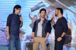 Mahendra Singh Dhoni, Sushant Singh Rajput at MS Dhoni press meet in Delhi on 27th Sept 2016 (2)_57ec045872308.jpg