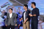 Mahendra Singh Dhoni, Sushant Singh Rajput at MS Dhoni press meet in Delhi on 27th Sept 2016 (8)_57ec045ad455f.jpg