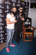 Ranveer Singh inaugurates D Shave salon by his personal hair stylist on 27th Sept 2016 (86)_57ebf6c8cc98d.JPG