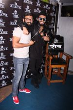 Ranveer Singh inaugurates D Shave salon by his personal hair stylist on 27th Sept 2016 (87)_57ebf6ca51bca.JPG