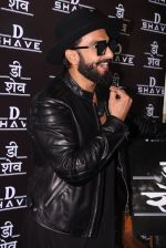 Ranveer Singh inaugurates D Shave salon by his personal hair stylist on 27th Sept 2016 (97)_57ebf6dc296c2.JPG