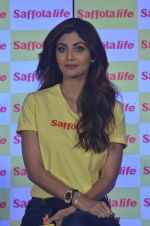 Shilpa Shetty during the World Heart Day program organized by Saffola Life in Mumbai on 28th Sept 2016 (49)_57ec050000442.JPG