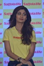 Shilpa Shetty during the World Heart Day program organized by Saffola Life in Mumbai on 28th Sept 2016 (50)_57ec050119004.JPG