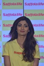 Shilpa Shetty during the World Heart Day program organized by Saffola Life in Mumbai on 28th Sept 2016 (52)_57ec05026daa5.JPG