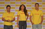 Shilpa Shetty, Kunal Kapur, Cyrus Sahukar during the World Heart Day program organized by Saffola Life in Mumbai on 28th Sept 2016 (3)_57ec037a65b68.JPG