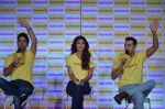 Shilpa Shetty, Kunal Kapur, Cyrus Sahukar during the World Heart Day program organized by Saffola Life in Mumbai on 28th Sept 2016 (46)_57ec037ba6aac.JPG