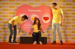 Shilpa Shetty, Kunal Kapur, Cyrus Sahukar during the World Heart Day program organized by Saffola Life in Mumbai on 28th Sept 2016 (54)_57ec037f77746.JPG