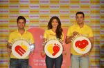 Shilpa Shetty, Kunal Kapur, Cyrus Sahukar during the World Heart Day program organized by Saffola Life in Mumbai on 28th Sept 2016 (49)_57ec051c21223.JPG