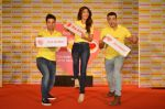Shilpa Shetty, Kunal Kapur, Cyrus Sahukar during the World Heart Day program organized by Saffola Life in Mumbai on 28th Sept 2016 (63)_57ec052140922.JPG
