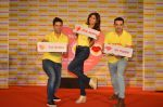 Shilpa Shetty, Kunal Kapur, Cyrus Sahukar during the World Heart Day program organized by Saffola Life in Mumbai on 28th Sept 2016 (65)_57ec0521f390a.JPG