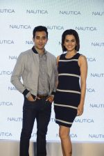 Taapsee pannu and rahul khanna at nautica event on 28th Sept 2016 (41)_57ebff2237144.JPG