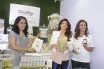Twinkle Khanna during the launch of Godrej Nature_s Basket Healthy Alternatives products in Mumbai on 27th Sept 2016 (28)_57ec01a7ee6a1.JPG