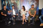 Abhinay Deo, John Abraham, Sonakshi Sinha, Tahir Bhasin at Force 2 trailer launch in Mumbai on 29th Sept 2016 (317)_57ed245257676.JPG