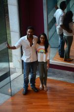 Ajay Devgan at smile foundation event with daughter Nysa on 28th Sept 2016 (11)_57ecb38f5a495.JPG