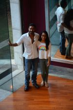Ajay Devgan at smile foundation event with daughter Nysa on 28th Sept 2016 (12)_57ecb390a4319.JPG