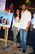 Ajay Devgan at smile foundation event with daughter Nysa on 28th Sept 2016 (48)_57ecb3aacdda2.JPG