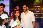 Ajay Devgan at smile foundation event with daughter Nysa on 28th Sept 2016 (57)_57ecb3b14a26e.JPG