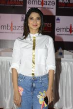 Jennifer Winget at India Unites for Animals Event in Mithibai college on 29th Sept 2016 (84)_57ed23ce0b9e2.JPG