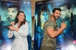 John Abraham, Sonakshi Sinha at Force 2 trailer launch in Mumbai on 29th Sept 2016 (216)_57ed25c2348a6.JPG