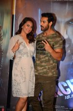 John Abraham, Sonakshi Sinha at Force 2 trailer launch in Mumbai on 29th Sept 2016 (224)_57ed25c63f116.JPG