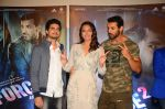 John Abraham, Sonakshi Sinha, Tahir Bhasin at Force 2 trailer launch in Mumbai on 29th Sept 2016 (330)_57ed258aa4325.JPG
