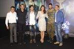 John Abraham, Sonakshi Sinha, Tahir Bhasin, Vipul Shah, Abhinay Deo at Force 2 trailer launch in Mumbai on 29th Sept 2016 (219)_57ed248c3ebbc.JPG