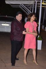 Rishi Kapoor, Neetu Singh at Reema jain bday party in Amadeus NCPA on 28th Sept 2016 (768)_57ecbd0f2e912.JPG